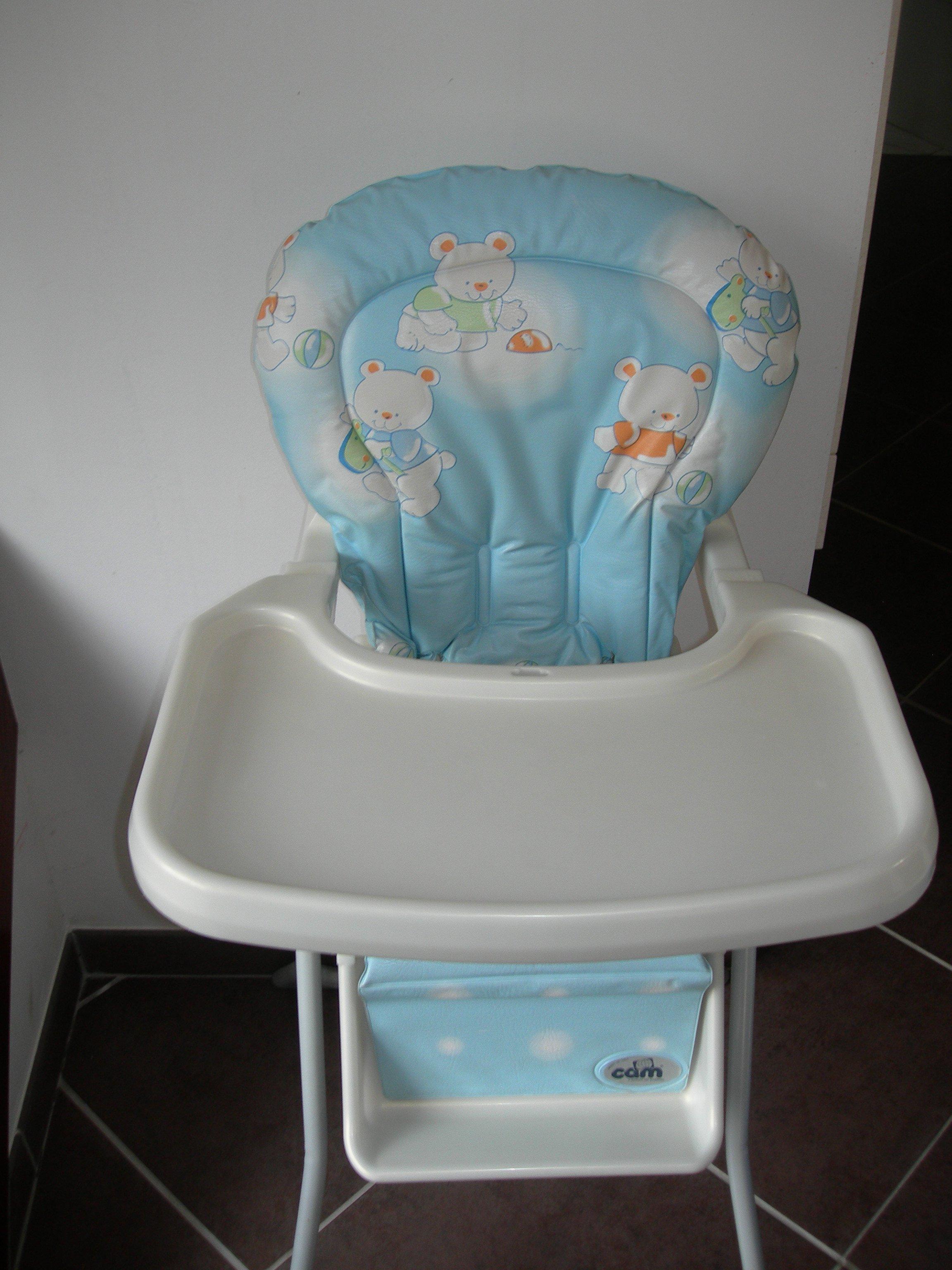 au paradis des petits » chaise haute il mondo del bambino